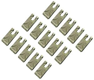 15 Carbide Auger Teeth 134519 40 50 Size Tooth For Pengo Aggressor Auger