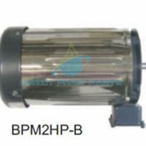 Bluffton 2 Hp Irrigation Booster Pump Motor Only