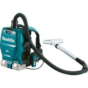 Makita Xcv05z 18v X2 Lxt 36v 1 2 Gallon Hepa Backpack Vacuum tool Only