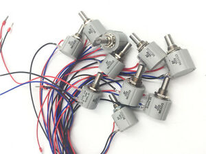 5pcs 71 186 5172 heidelberg Potentiometer sm74 sm102 Potentiometer Original Part