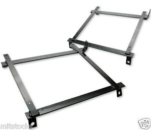 New 2 Racing Seats Brackets Fit For 1978 1998 Ford Mustang Cobra