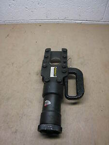 Stanley Hydraulic Cable Cutter Tool Used Free Shipping
