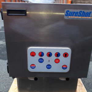 Commercial Sureshot Refrigerated Liquid Dispenser For Coffee And Tea Shops