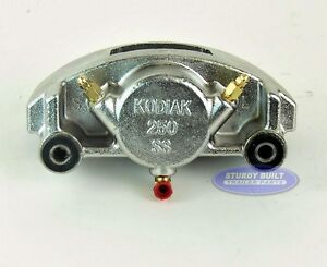 Kodiak Stainless Steel Boat Trailer Disc Brake Caliper 250 Ss W Ceramic Pads