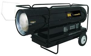 Be Pressure 600 000 Btu Kerosene diesel Forced Air Heater