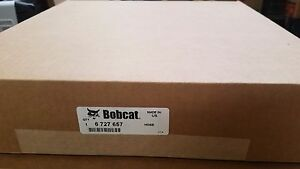New Bobcat Hydraulic Hose 6727657 Authentic Fast Shipping