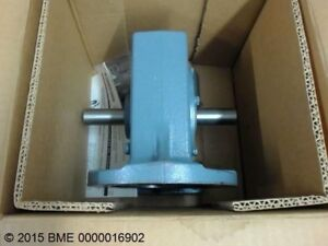 Dayton 2z152 Right left Angle Speed Reducer 25 1 56c Flange 492 Torque In lb
