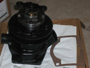 353729r92 Ihc Farmall M Md Smta 400 450 Super M Super Md W6 Water Pump