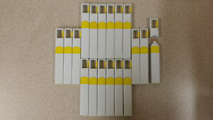 300 Pieces Yellow Highlighter Chisel Point Carabiner Brand New Wholesale Lot