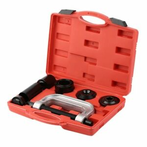 4 In 1 Ball Joint Service Auto Tool Kit 2wd 4wd Car Repair Installer Remover X