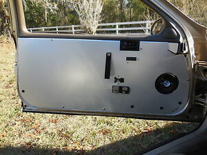 Aluminum Door Panels Oem New And Used Auto Parts For