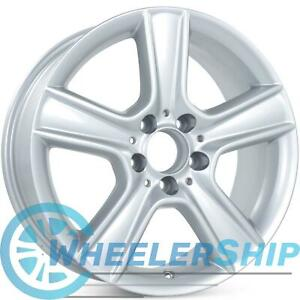 New 17 Front Alloy Replacement Wheel For Mercedes C300 C350 2010 2011 Rim 85099