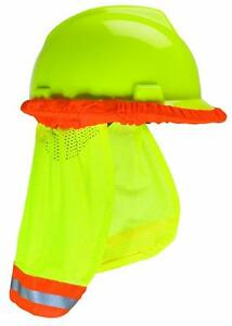 Safety Works 10101974 Sunshade Hard Hat Accessory 6 Pack