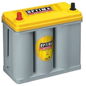 Optima Batteries 8171 767 ds46b24r Yellowtop Prius Battery New