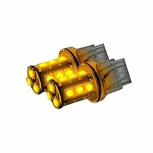 Recon 264220am 3057 3157 3357 3457 4057 5157 Amber Bulb Led