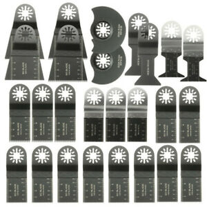 [NEW] 26pcs Mixed Blades Multi Tool Saw Blade Accessories For Fein Multimaster B