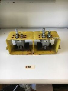 Ross 3126a3010 Double Foot Pedal Air Valves 90 Psi Warranty Fast Shipping