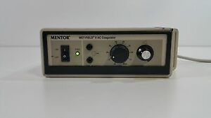 Mentor 22 1305 Wet field 2 Ac Coagulator Esu Electrosurgical Unit