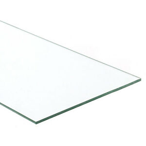 Count Of 10 Retails Plate Glass Shelf Measures 14 X 24 X 1 4