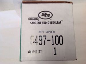 Sargent And Green Leaf Brute Electronic Door Lock 8497