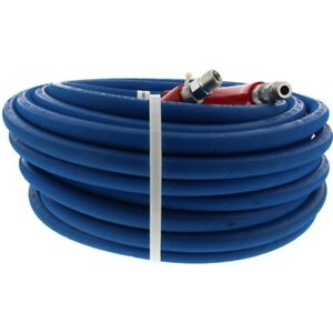 Pressure Parts 3654 Pressure Washer Hose 6000 Psi 3 8 X100 2 Wire Braid Ho