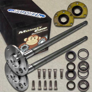 M grip Alloy Axle Shaft Kit One Piece Axle Kit Amc 20 Wide Trac
