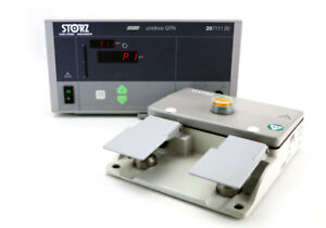 Karl Storz Unidrive Ii Gyn Console With Footswitch