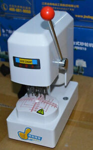 Eyeglass Template Drilling Machine Lens Puncher Optical Equipment 220v