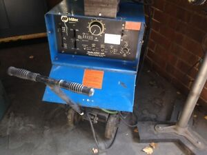 heliarc welding machine