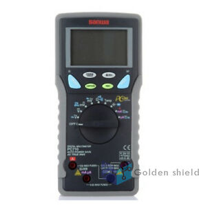 Sanwa Pc710 Digital Multimeters High Accuracy pc Link True Rms Dual Display
