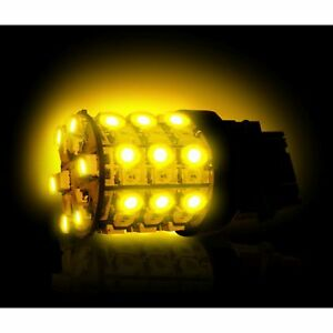 Recon 264220wa 3057 3157 3357 3457 4057 4157 White amber Bulb Led