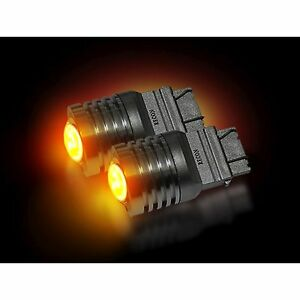 Recon 264224am 3057 3157 4057 4157 High Powermagnified Amber Bulb Led