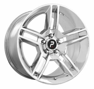 Set Of 2 Ford Mustang 2005 15 Gt500 Wheels 19x8 5 Chrome Free Shipping
