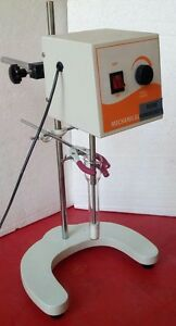 Tissue Homogenizer 220v With Shaft Round Stirrer Agitator Part 4000rpm