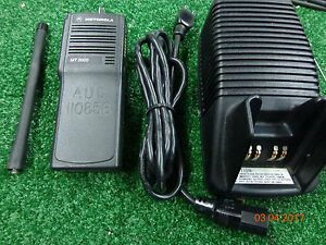 Motorola Mt2000 Vhf Radio 48ch 136 174 Fire Police H01kdd9aa4an Complete A50