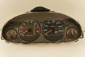 2000 Acura Integra Gs Sil Oem Speedometer Gauge Cluster Auto Trans 78115 st7 a11
