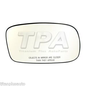 New Front Right Passenger Side Mirror Plate For Chrysler Pacifica 5179804aa