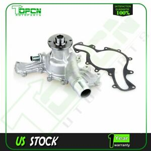 New Water Pump Fits Ford Mercury Explorer Ranger Mountaineer 4 0 L Sohc Wp690