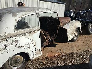 James Young Coupe Bentley Mk Vi B346gt Parting Out Rolls Royce Rare Conduit