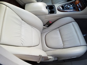 2004 2005 2006 2007 2008 2009 Jaguar Vanden Plas Right Passenger Front Seat