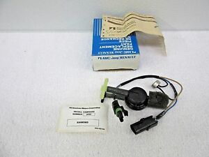 Nos 1987 Jeep Xj Grand Wagoneer Cherokee Cruise Control Relay 8983000033 Dp