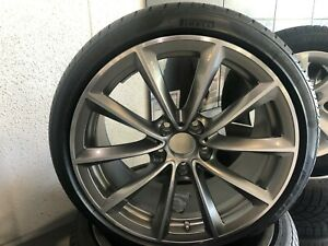 Bmw Brand New Set Tires And Rims Mounted X1 E84 V Spoke 324 36 11 2 211 242