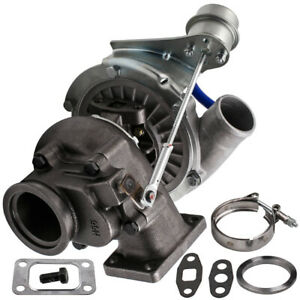 V band T3 t4 T04e Turb0charger Stage3 Turbo For Mazdaspeed 3 6 Protege 5 323 Mx