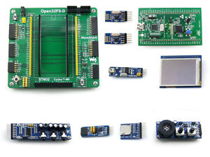 Stm32f0discovery Stm32 Arm Cortex m0 Evaluation Development Board 8 Modules Kit