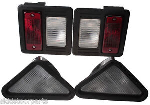 Bobcat Skid Steer Exterior Light Kit For 751 753 763 773 Head Tail Light