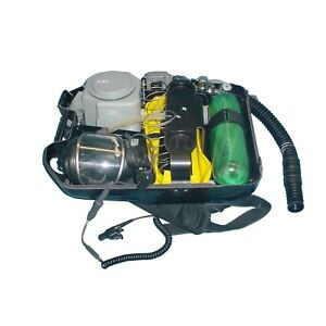 Drager Bg4 Rebreather Closed Circuit Breathing Apparatus Mining Rescue