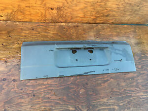 2003 2004 2005 Honda Element Tailgate Deck Lid Lower Trim Cladding 74890 scva