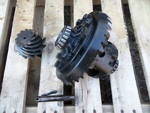 1986 2004 Mustang 8 8 Rear End Differential Limited Slip Differential 3 55 Gear