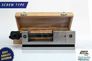 4 Lead Screw Type Grinding Machine Vice Vise
