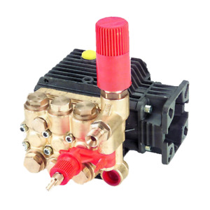 General Pump Tp2530j34uil Pump Triplex 2 88gpm 2700psi 3400 Rpm 3 4 Hollow